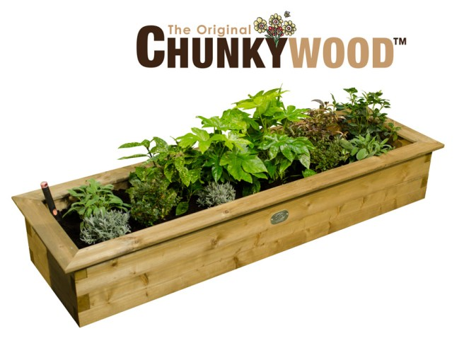 ChunkyWood Dunster House