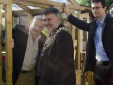 Mayor Visit Dunster House