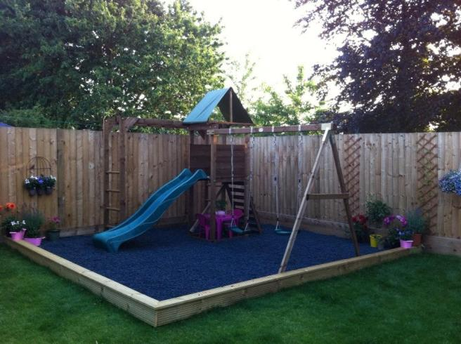 Customer Review MonkeyFort Woodland Climbing Frame Dunster House