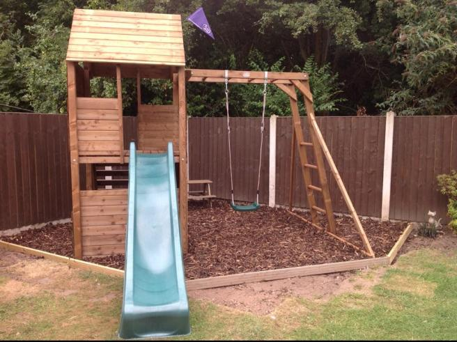 Customer Reviews FortPlus Epic Climbing Frame Dunster House