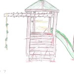 Fantasy Climbing Frame Competition Dunster House