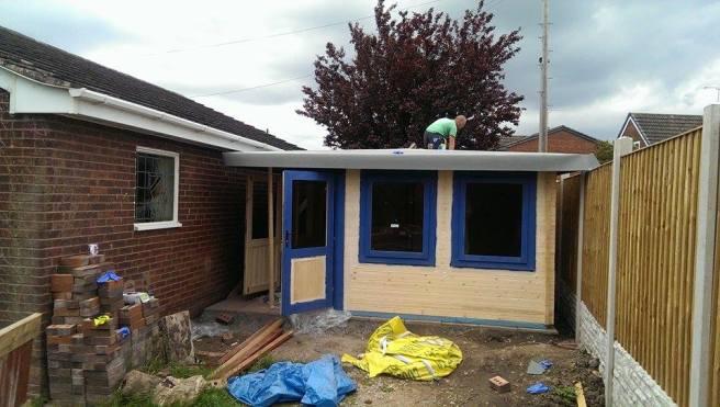 Customer Reviews Coronet Log Cabin Dunster House