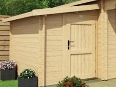 Optional Extras Log Cabin Dunster House