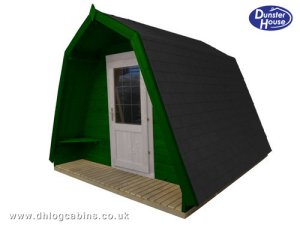 Glamping Dunster House