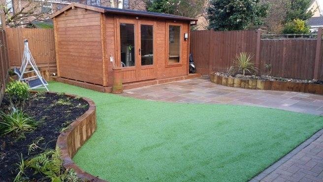 PremiumPlus Beegorra Sunlight garden office