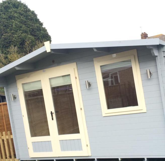 Customer Reviews PremiumPlus Rhine Log Cabin Dunster House