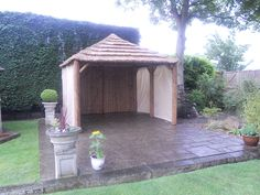 Gazebo Dunster House
