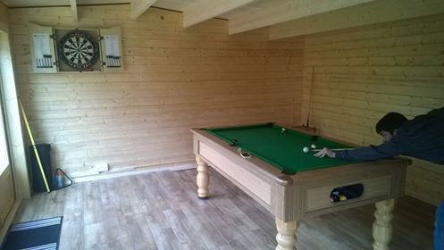Customer Reviews PremiumPlus Modetro Log Cabin Dunster House