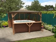 Hot Tub Gazebo Erin Dunster House