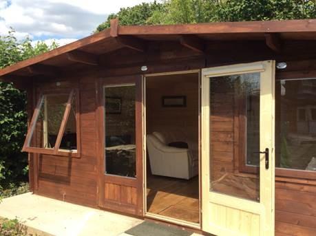 Customer Reviews Severn Log Cabin Dunster House