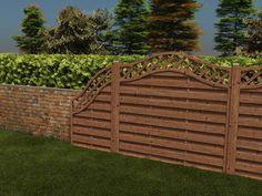 Fences Dunster House