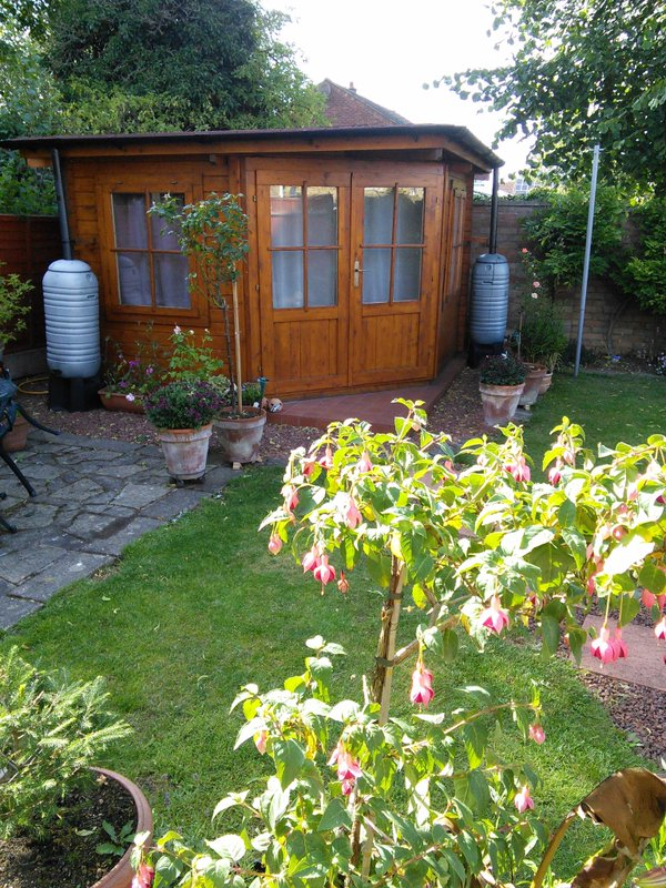 Customer Reviews: Coronet Log Cabin Dunster House