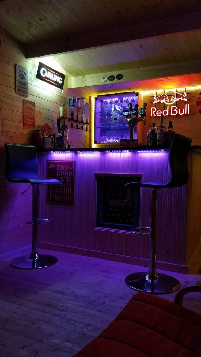 Customer Reviews: PremiumPlus Severn Log Cabin with Cabin Bar
