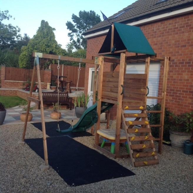 Customer Reviews: MonkeyFort Wilderness Climbing Frame Dunster House