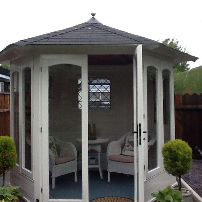 Customer Reviews: Vantage Summerhouse Dunster House