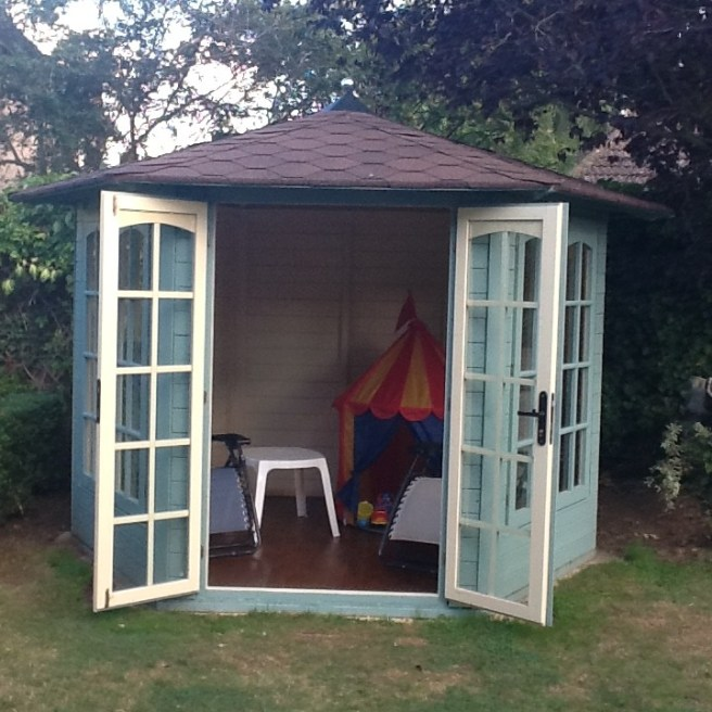 Customer Reviews: Vantage Summerhouse from Dunster House