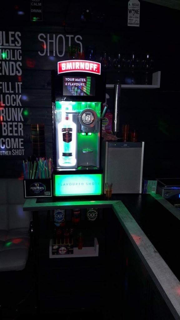 Customer Reviews: Premium Severn Log Cabin designed as a pub