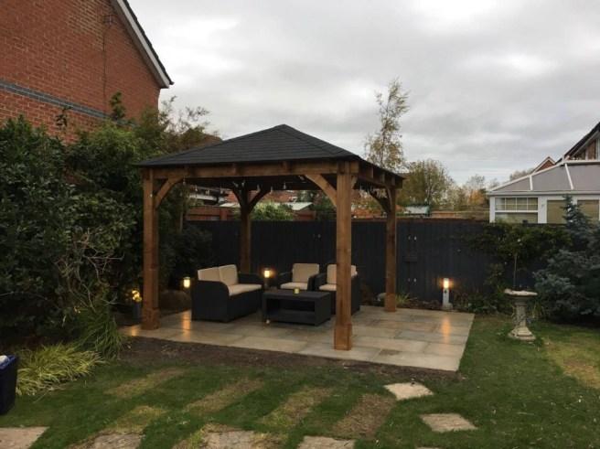 Customer Reviews: Atlas Gazebo from Dunster House in the garden