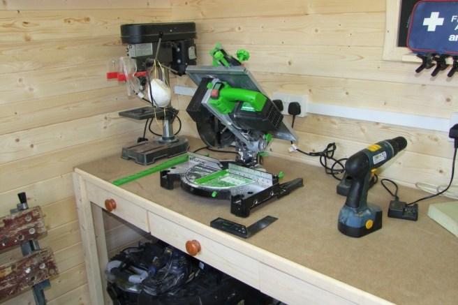 Customer Reviews: Premium Rhine Log Cabin with tools