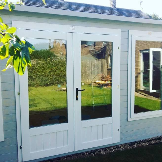 Customer Reviews: Lantera Log Cabin from Dunster House