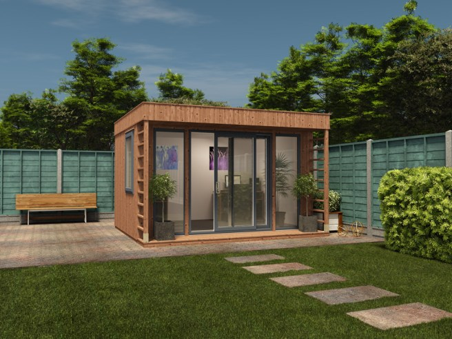 Work from home - Garden Offices from Dunster House