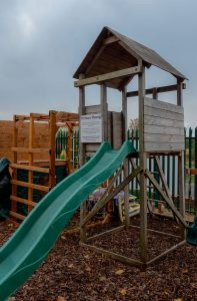 Quality Dunster House Climbing Frames