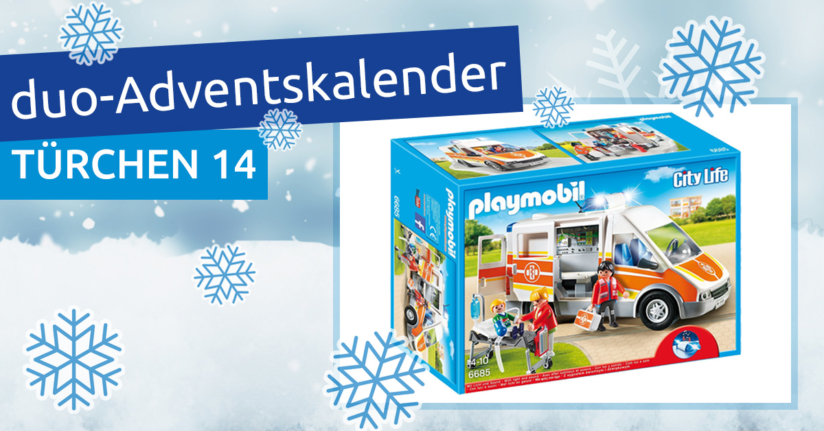 Adventskalender: Türchen 14