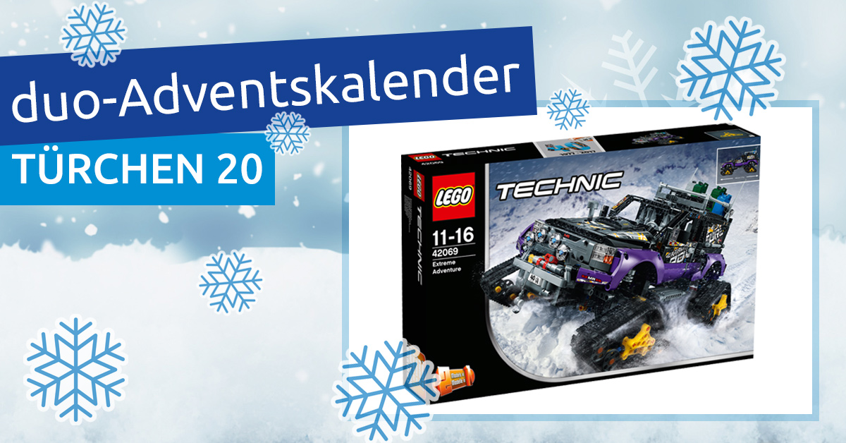 Adventskalender: Türchen 20