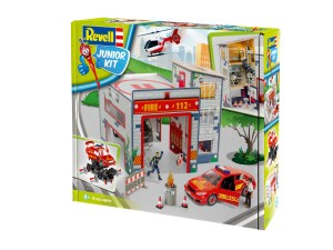 Revell Junior Kit Feuerwache