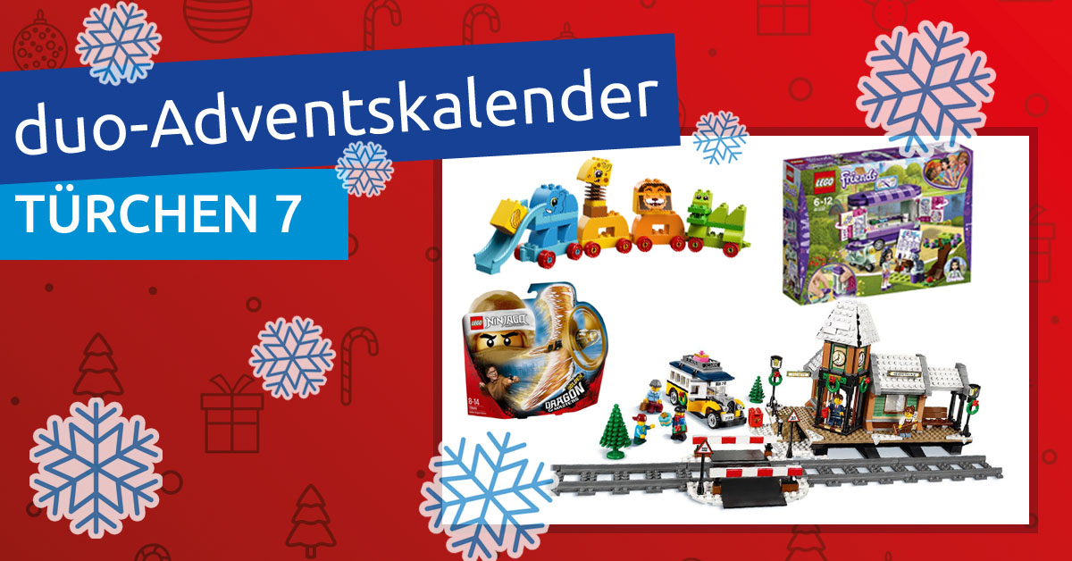 duo-Adventskalender 2018: Türchen 07