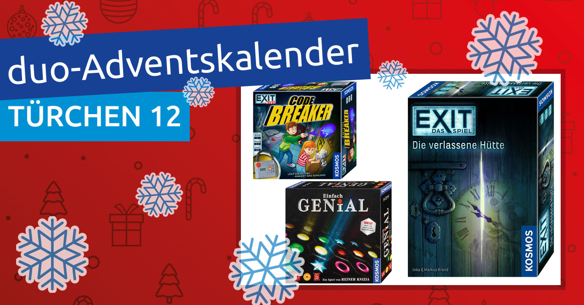 Adventskalender 2018 - Türchen 12