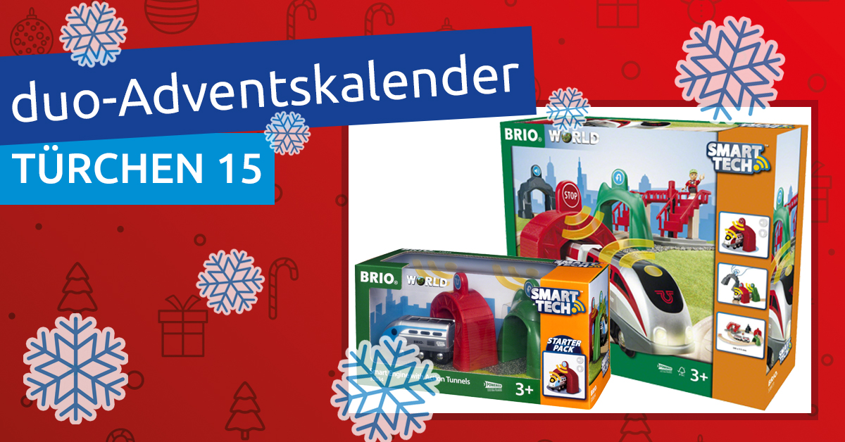 duo-Adventskalender 2018: Türchen 15