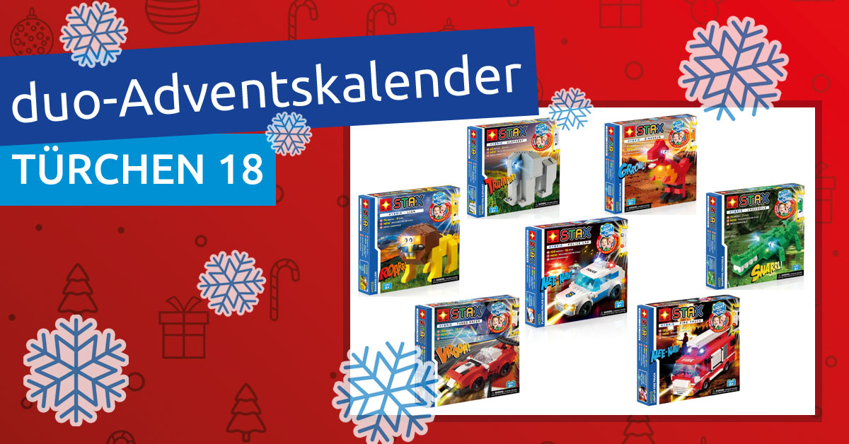 duo-Adventskalender 2018: Türchen 18