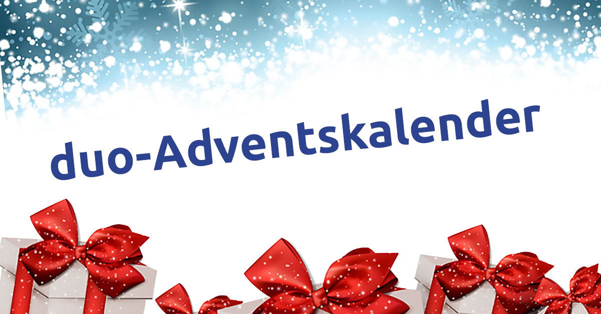 duo Adventskalender 2019