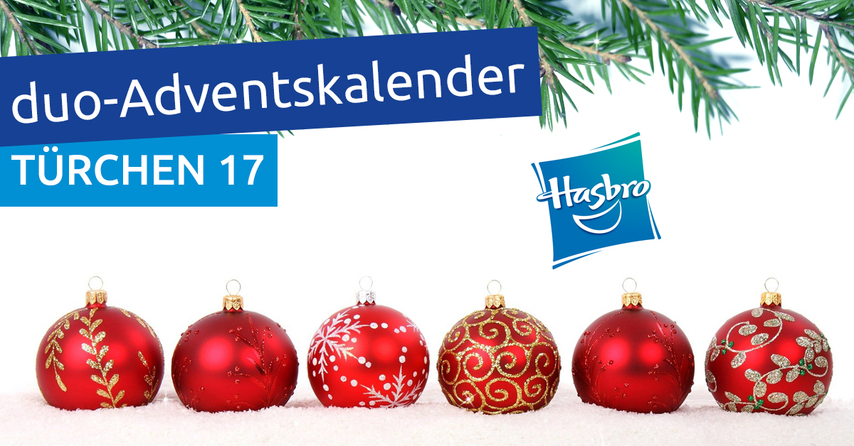 duo-Adventskalender 2020: Türchen 17