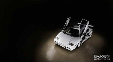 countach overhead doors up