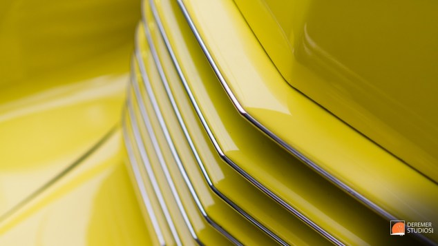 2014 03 Amelia Concours Day 0 - 16 Yellow Cord RM Auction