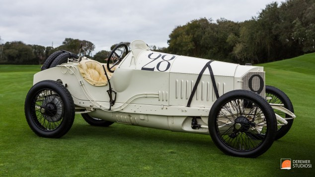 2014 03 Amelia Concours Day 1 - 19 1914 Mercedes-Benz 115HP