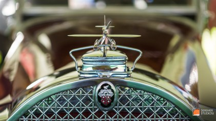 2014 03 Amelia Concours Day 2 - 05 Hood Ornament Cars and Coffee