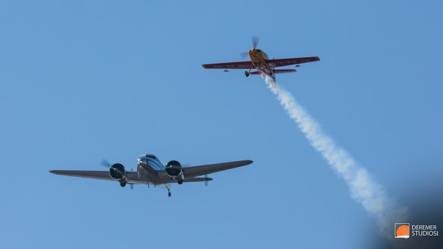 2014 03 Amelia Concours Day 3 - 14 Dave Morco Lockheed Electra F