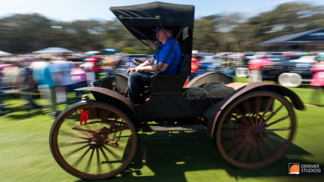 2014 03 Amelia Concours Day 3 - 20 Judging and Awards 1890s Truc