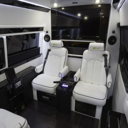 Mercedes-Benz Custom Sprinter White