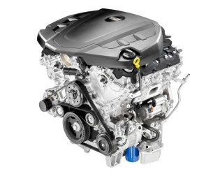 The all-new 3.6L V6 for the upcoming Cadillac CT6 incorporates n