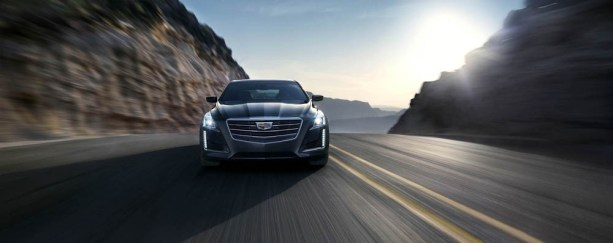 2015 Cadillac CTS sedan adds connectivity, safety technology to award-winning luxury sport architecture.