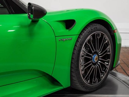 Graham Rahal Racing His 918 Spyder And Car Collection