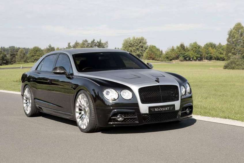 Mansory Bentley Flying Spur (4)