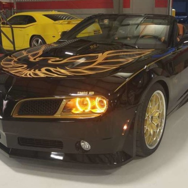 The Trans Am Has Been Reborn