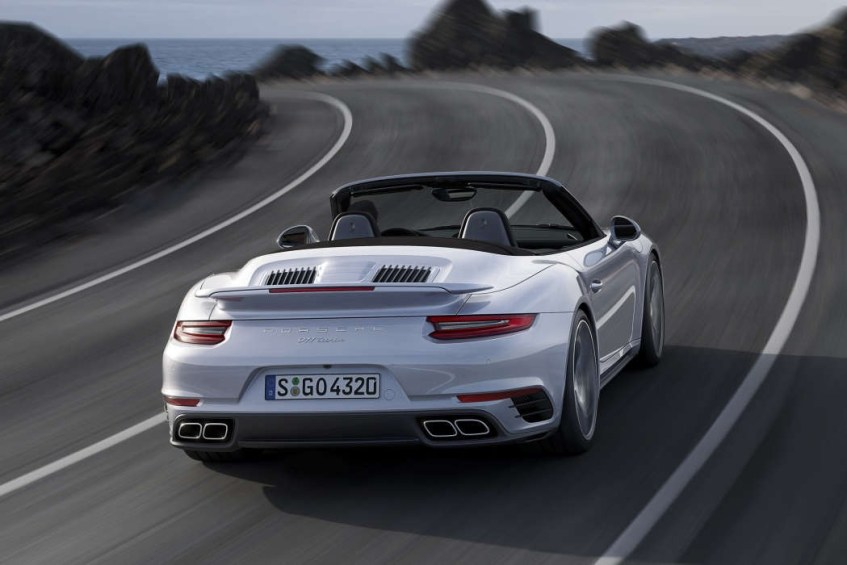 911 Turbo Cabriolet