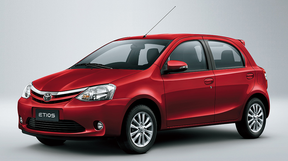 The Etios ticks all the right boxes. It's a cost effective way of getting into a fuel efficient car