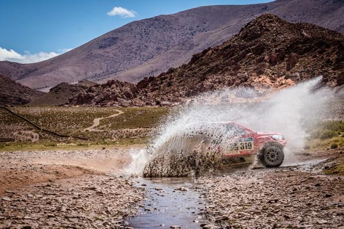 Dakar 2016 Toyota Hilux
